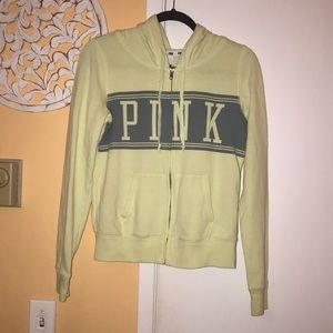 PINK Zip Up